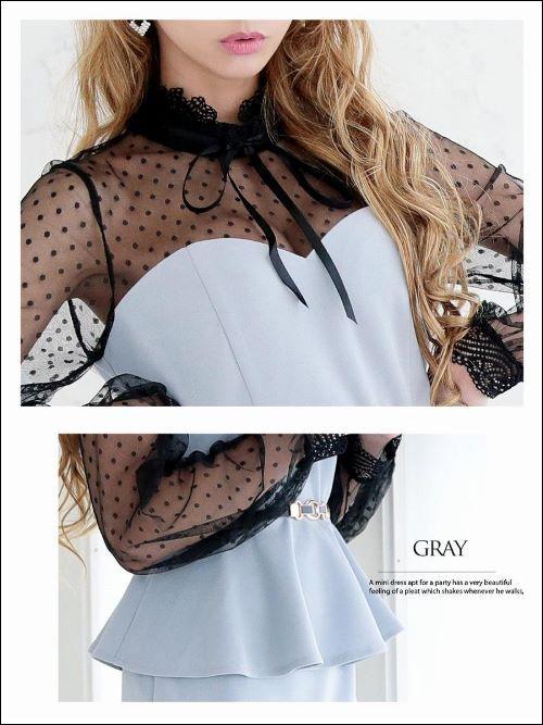 【キャバドレス】お腹目立たないデザイン性の衣装選びをピックアップ!